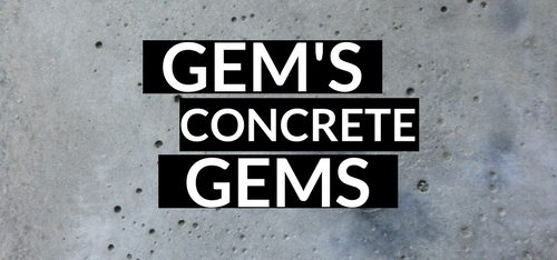 Gem's Concrete Gems